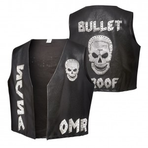 "Stone Cold Steve Austin ""One More Round""  Replica Vest"