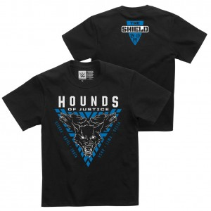 """The Shield """"Hounds of Justice"""" Youth Authentic T-Shirt"""