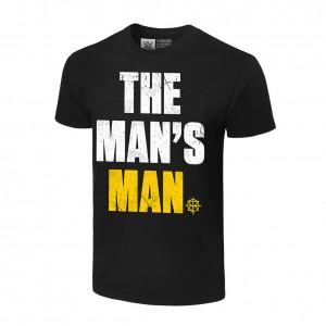 "Seth Rollins ""The Man's Man"" Authentic T-Shirt"