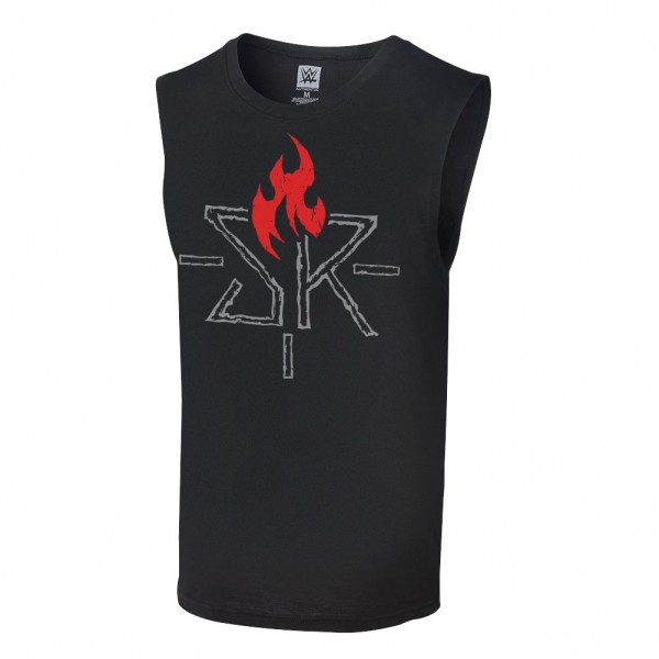 """Seth Rollins """"Ignite the Will"""" Muscle T-Shirt"""