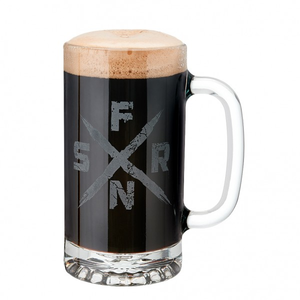 Seth Rollins 16 oz. Glass Mug