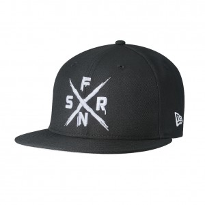 "Seth Rollins ""SFNR"" New Era 59Fifty Snapback Hat"