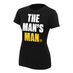 "Seth Rollins ""The Man's Man"" Women's Authentic T-Shirt"