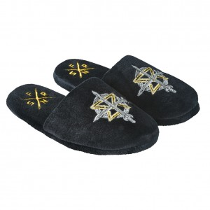 "Seth Rollins ""Beastslayer"" Youth Slippers"