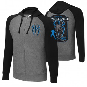 "Roman Reigns ""Big Dog Unleashed"" Lightweight Hoodie Sweatshirt"