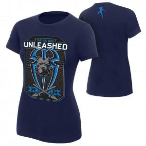 "Roman Reigns ""Big Dog Unleashed"" Women's Authentic T-Shirt"