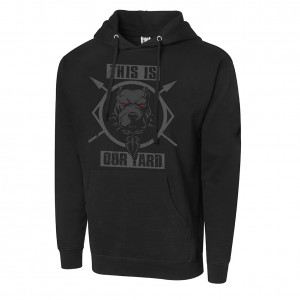 "Roman Reigns ""This Is Our Yard"" Pullover Hoodie Sweatshirt"