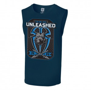 "Roman Reigns ""The Big Dog Unleashed"" Muscle T-Shirt"