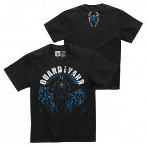"Roman Reigns ""Guard The Yard"" Youth Authentic T-Shirt"