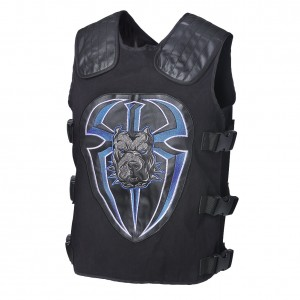 "Roman Reigns ""Big Dog Unleashed"" Replica Vest"