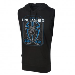"Roman Reigns ""Big Dog Unleashed"" Lightweight Sleeveless Hoodie"
