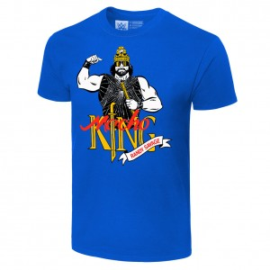 "Macho Man Randy Savage ""Macho King"" Retro T-Shirt"
