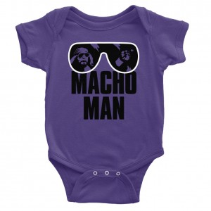 Macho Man Randy Savage Baby Creeper