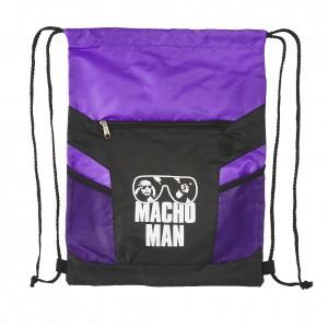 Macho Man Randy Savage Drawstring Bag