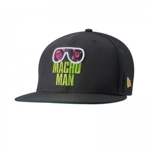 Macho Man Randy Savage Retro All Stars 9Fifty Snapback Hat