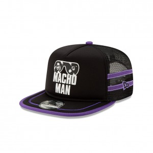 Macho Man Randy Savage New Era Golfer Snapback Hat