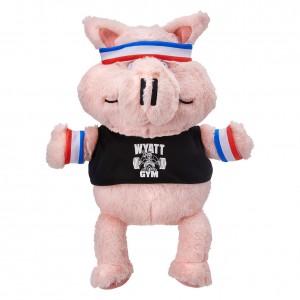 "Huskus ""The Pig Boy"" Plush Doll"
