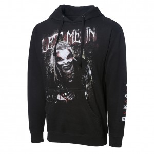 "The Fiend Bray Wyatt ""Let Me In"" Pullover Hoodie Sweatshirt"