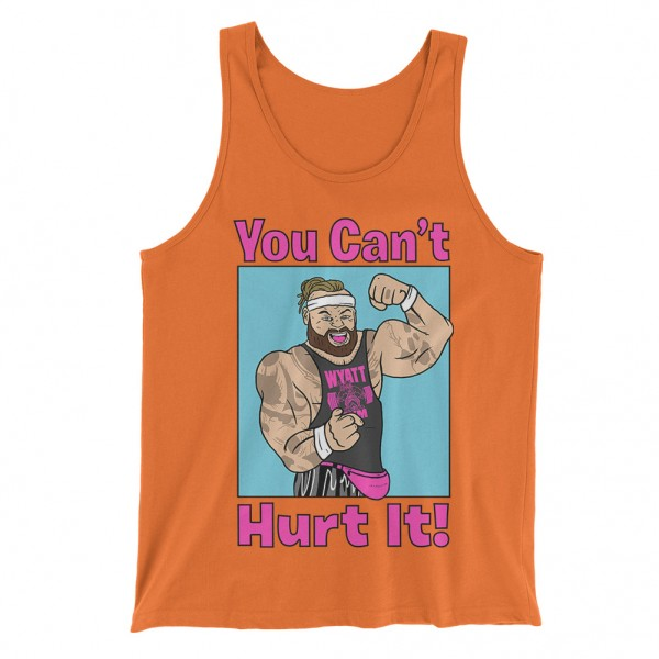 "Bray Wyatt ""You Can't Hurt It"" Tank Top"