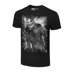 """The Fiend"" Bray Wyatt Black/White Graphic T-Shirt"