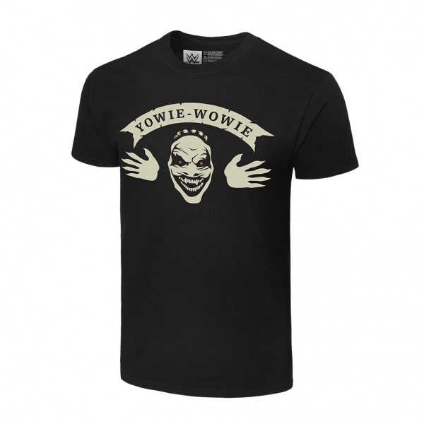 """Bray Wyatt """"Yowie-Wowie"""" Authentic T-Shirt"""