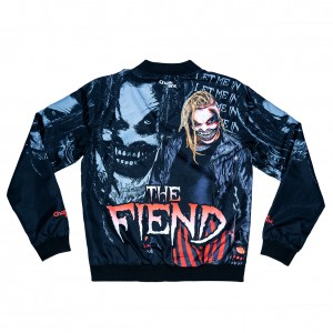 "Bray Wyatt ""The Fiend"" Fanimation Chalk Line Jacket"