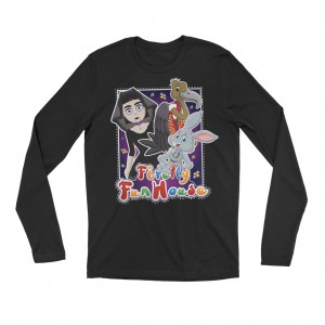 "Bray Wyatt ""Firefly Funhouse"" Long Sleeve T-Shirt"