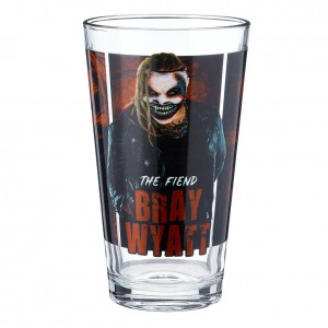"""The Fiend"" Bray Wyatt Superstar Pint Glass"