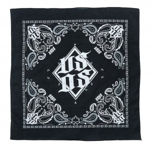 "The Usos ""Uso Penitentiary"" Bandana"