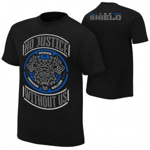 "The Shield ""No Justice Without Us"" Special Edition Youth T-Shirt"