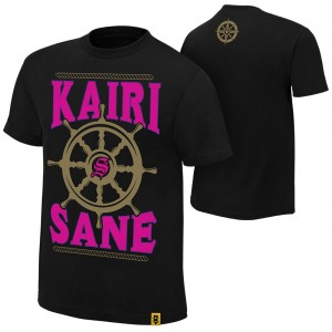 Kairi Sane NXT Authentic T-Shirt