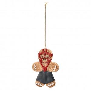 Vader Gingerbread Ornament