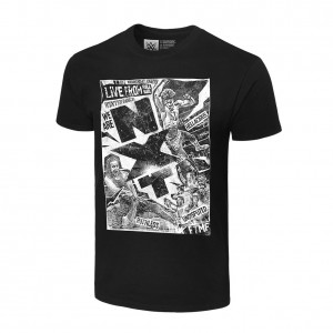 "NXT ""Live from Full Sail"" T-Shirt"