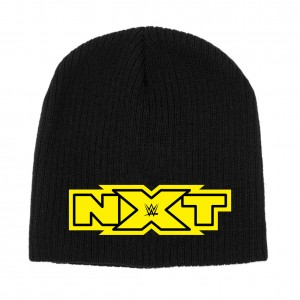NXT Logo Knit Beanie Hat