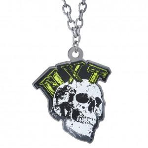NXT Logo Skull Pendant