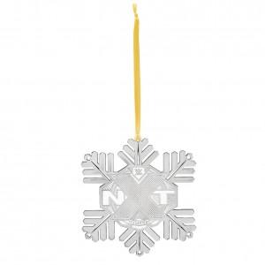 NXT Championship Snowflake Ornament
