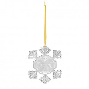 NXT Women's Championship Snowflake Ornament