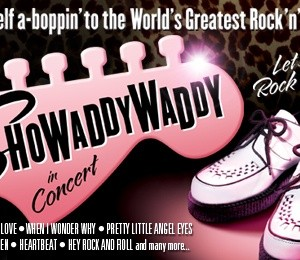Showaddywaddy at Milton Keynes Theatre