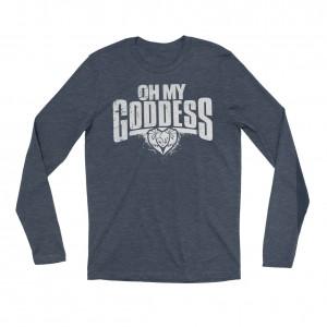 "Alexa Bliss ""Oh My Goddess"" Long Sleeve T-Shirt"
