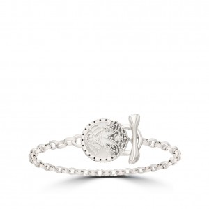 Alexa Bliss Bixler Bracelet in Sterling Silver