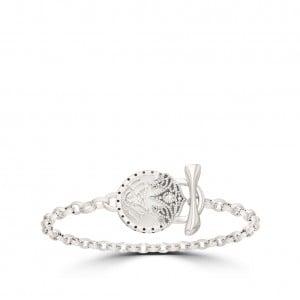 Alexa Bliss Bixler Bracelet in Sterling Silver