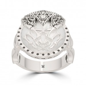 Alexa Bliss Bixler Ring in Sterling Silver