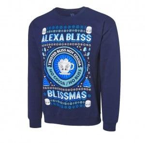 "Alexa Bliss ""Blissmas"" Ugly Holiday Sweatshirt"