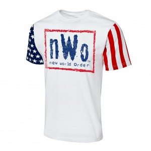 "nWo ""Stars & Stripes"" Collection T-Shirt"