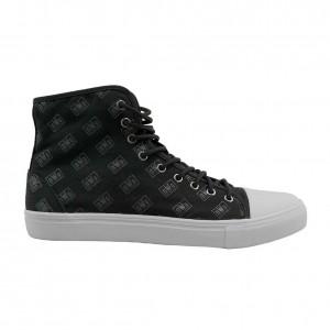 nWo Lace-Up Hi Chalk Line Sneaker