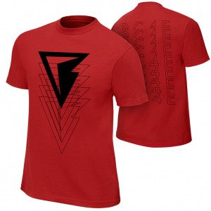 "Finn Bálor ""BC4E"" Authentic T-Shirt"