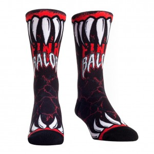 "Finn Bálor ""Demon Bite"" Rock 'Em Socks"