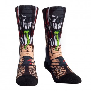 "Finn Balor ""Demon"" Rock 'Em Socks"