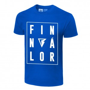 "Finn Bálor ""Balor"" Blue T-Shirt"
