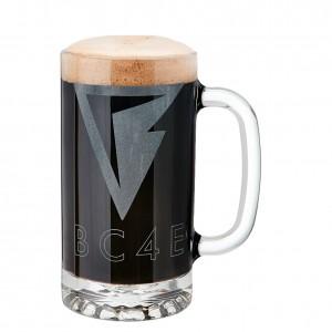 Finn Balor 16 oz. Glass Mug